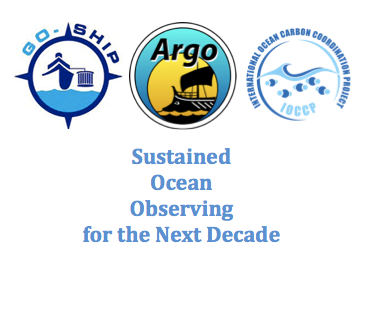 GO-SHIP/Argo/IOCCP conference on measurements of the water column