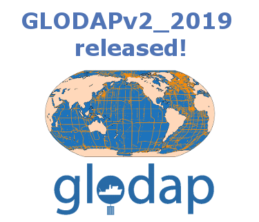 GLODAPv2_2019 data product released!
