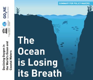 The Ocean is Losing its Breath – summary for policy makers published