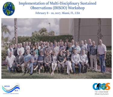 Final report on IMSOO workshop published