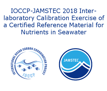 IOCCP-JAMSTEC 2018 Nutrients Intercomparison report published