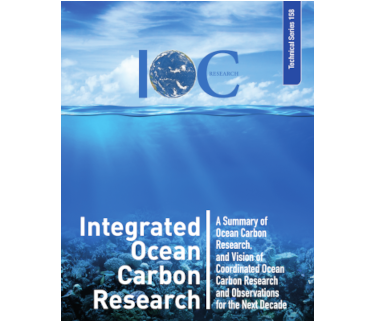 A new report on future ocean carbon research needs published by IOC-UNESCO