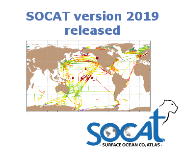 SOCAT version 2019 is now available