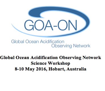 The 3rd GOA-ON Science workshop will focus on regional hubs, biological EOV's and OA synthesis products